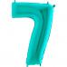 """Цифра 7 42""""/102 см (В ассортименте)"""