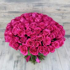 101 роза (70 см)