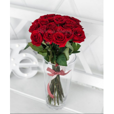 25 роз (50 см)