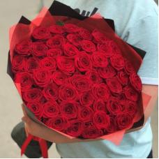 51 роза (50 см)