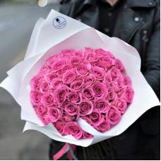 51 роза (70 см)