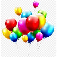 Доставка ярких воздушных шаров по-восточному подмосковью