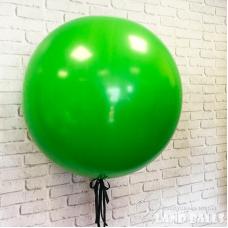 "Шар Гигант  24""/65 см.""Зеленый"""